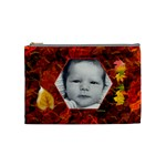 Autumn Song Medium Cosmetic Case - Cosmetic Bag (Medium)