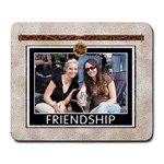 Friendship Large Mousepad