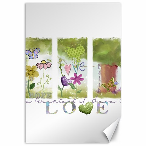 Fhl Canvas By Suslyn   Canvas 12  X 18    65f3ce1dwj4d   Www Artscow Com 18 x12 Canvas - 1