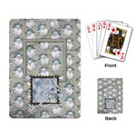 Playing Card Beary Frosty 1001 - Playing Cards Single Design