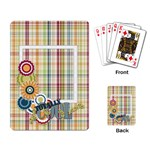 Playing Cards Totally Cool 1001 - Playing Cards Single Design