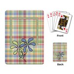 Playing Cards-Falderal - Playing Cards Single Design