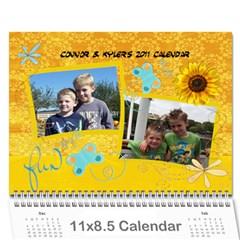 2011 Calendar By Lmw   Wall Calendar 11  X 8 5  (12 Months)   6gjlptpa0v6i   Www Artscow Com Cover