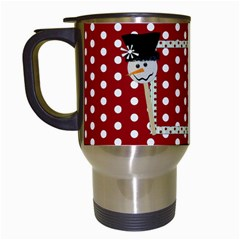 Christmas Coffee Mug Aitl By Lisa Minor   Travel Mug (white)   9hbsrfs8jl6a   Www Artscow Com Left