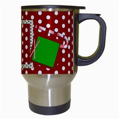 Christmas Coffee Mug Aitl By Lisa Minor   Travel Mug (white)   9hbsrfs8jl6a   Www Artscow Com Right