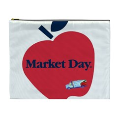 Market Day By Kate   Cosmetic Bag (xl)   J2ci0w6iyacu   Www Artscow Com Front