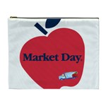 market day - Cosmetic Bag (XL)