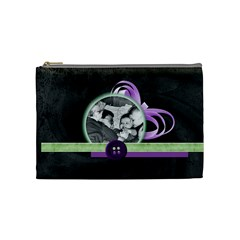 By Brookieadkins Yahoo Com   Cosmetic Bag (medium)   36qx2mldj88t   Www Artscow Com Front