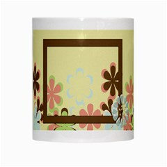 Mug Spring Blossoms 1001 By Lisa Minor   White Mug   0tts693p1vij   Www Artscow Com Center
