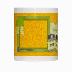 Mug Like Peas And Carrots By Lisa Minor   White Mug   53ahvbc9bg40   Www Artscow Com Center
