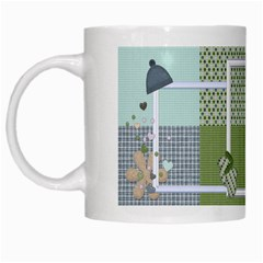 Mug Blustery Day 1001 By Lisa Minor   White Mug   Ybvtpnbfjyzm   Www Artscow Com Left