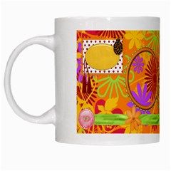 Mug Miss Ladybugs Garden 1001 By Lisa Minor   White Mug   8hj0jz8xn1zx   Www Artscow Com Left