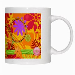 Mug Miss Ladybugs Garden 1001 By Lisa Minor   White Mug   8hj0jz8xn1zx   Www Artscow Com Right