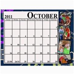 2011 2012 Calendar By Cari Wozniak   Wall Calendar 11  X 8 5  (12 Months)   Gtp6in37h4yy   Www Artscow Com Mar 2011