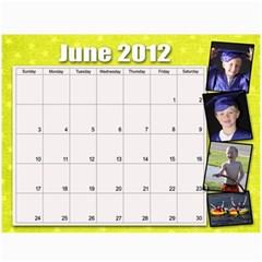 2011 2012 Calendar By Cari Wozniak   Wall Calendar 11  X 8 5  (12 Months)   Gtp6in37h4yy   Www Artscow Com Jul 2011