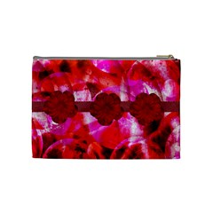 Colour Madness Medium Cosmetic Case By Joan T   Cosmetic Bag (medium)   Seca3nj3a5p8   Www Artscow Com Back