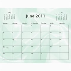 Baby s First Year By Snackpackgu   Wall Calendar 11  X 8 5  (12 Months)   2j3o6p4bxus5   Www Artscow Com Jun 2011