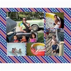 Calendar By Mary   Wall Calendar 11  X 8 5  (12 Months)   9i58boebdi7o   Www Artscow Com Month