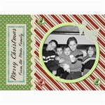 angel christmas card - 5  x 7  Photo Cards