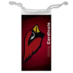 Arizona Cardinals Jewelry Bag by arizonatatz480