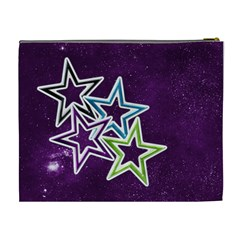 Cosmetic Bag A Space Story By Lisa Minor   Cosmetic Bag (xl)   Py8pv2yolzfw   Www Artscow Com Back