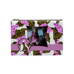 Medium Cammo Cosmetic Bag - Cosmetic Bag (Medium)