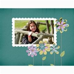 Calendario Menina Nara By Mitia Assef   Wall Calendar 11  X 8 5  (12 Months)   Ehgy0qy5qr2x   Www Artscow Com Month