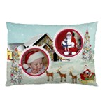 Here Comes Santa Pillow3 - Pillow Case