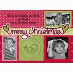 collage card - 5  x 7  Photo Cards