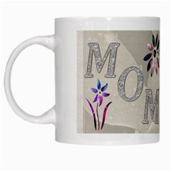 Pretty Mom Mug By Lil    White Mug   An261tyv3wgr   Www Artscow Com Left
