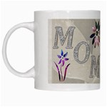 Pretty Mom Mug - White Mug
