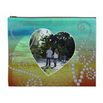 Pretty Diamond Sunset XL Cosmetic Bag - Cosmetic Bag (XL)