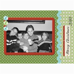 Christmas Card With Bling By Martha Meier   5  X 7  Photo Cards   Ozvwabv4y1rs   Www Artscow Com 7 x5 Photo Card - 3