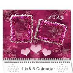 Frill Frame Calendar 2019 By Ellan   Wall Calendar 11  X 8 5  (12 Months)   88ov6muibdw7   Www Artscow Com Cover