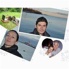 Kalendar 2011 By Vladislav Petrov   Wall Calendar 11  X 8 5  (12 Months)   Awnvcrmig3y9   Www Artscow Com Month