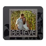 Believe Large Mousepad