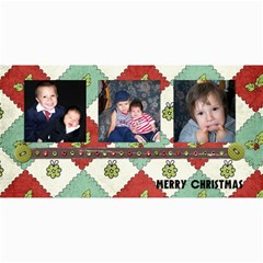 Joy Christmas Cards By Sheena   4  X 8  Photo Cards   Rhhem0luf18x   Www Artscow Com 8 x4 Photo Card - 3