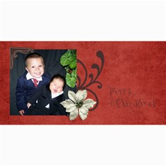 Joy Christmas Cards By Sheena   4  X 8  Photo Cards   Rhhem0luf18x   Www Artscow Com 8 x4 Photo Card - 8