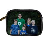 Kids Family - Digital Camera Leather Case
