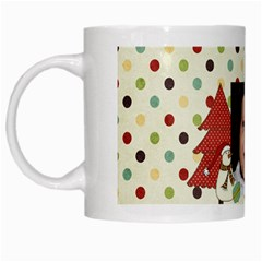 Christmas Mug By Sheena   White Mug   7j0xtjt97nvr   Www Artscow Com Left
