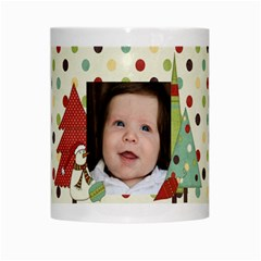 Christmas Mug By Sheena   White Mug   7j0xtjt97nvr   Www Artscow Com Center