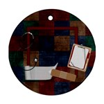 Ornament-All Better 1001 - Round Ornament (Two Sides)