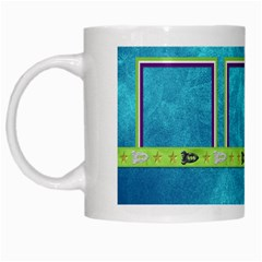 Mug A Space Story 1001 By Lisa Minor   White Mug   Wdoz7hcepzfz   Www Artscow Com Left