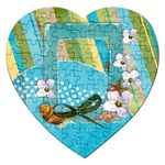 Beach/Vacation-puzzle - Jigsaw Puzzle (Heart)