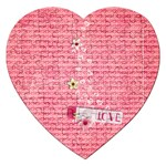 Love puzzle - Jigsaw Puzzle (Heart)