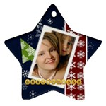 christmas - Ornament (Star)