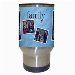Family Mug By Amanda Bunn   Travel Mug (white)   0uh8xn9sdo2h   Www Artscow Com Center