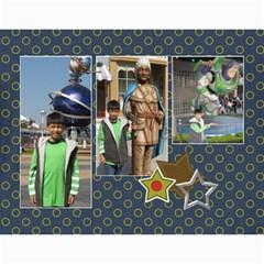 Calendar For Guys By Jennyl   Wall Calendar 11  X 8 5  (12 Months)   71bdwp4ebdx7   Www Artscow Com Month