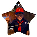 Bryant ornament 2 - Ornament (Star)
