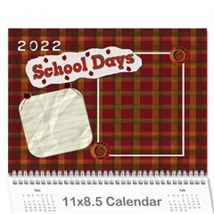 2015 Calender For School Teachers By Danielle Christiansen   Wall Calendar 11  X 8 5  (12 Months)   Zkt0hqvufajs   Www Artscow Com Cover